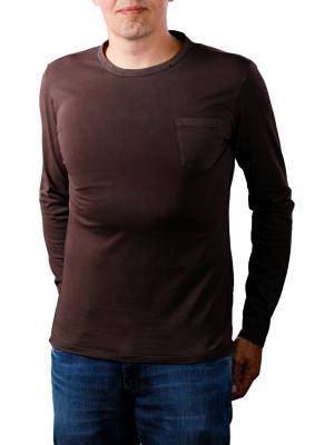 Replay T-Shirt 278 dark red