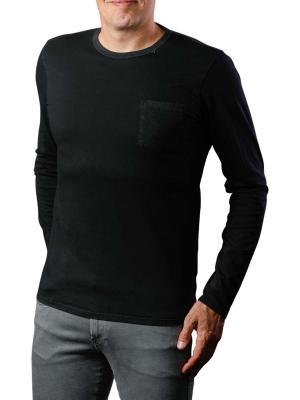 Replay T-Shirt schwarz 099