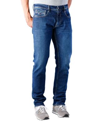 Replay Rob Jeans Straight bright blue denim