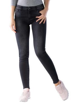 Replay Stella Ankle Jeans Super Skinny black