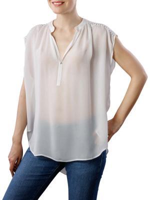 Replay Shirt No Sleeve White
