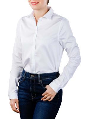 Replay Cotton Shirt white