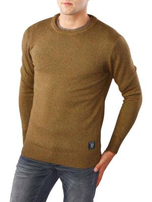 Scotch & Soda Pullover Crew-Neck military melange