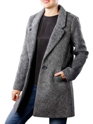 Maison Scotch Bonded Wool Jacket color 0A
