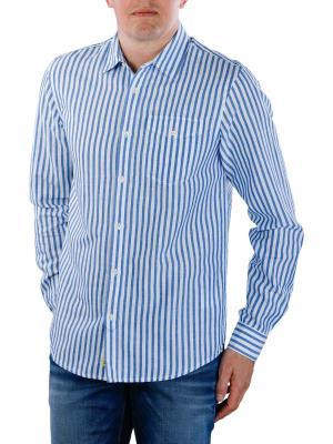 Scotch & Soda Classic Shirt Regular Fit Linen Quality 0220