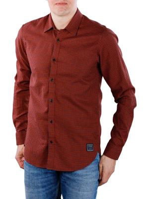 Scotch & Soda Classic Structured Shirt Regular Fit 0218