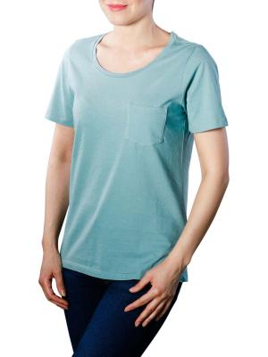 Maison Scotch Basic T-Shirt sea green