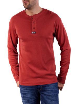 Scotch & Soda Longsleeve Grandad T-Shirt 1553