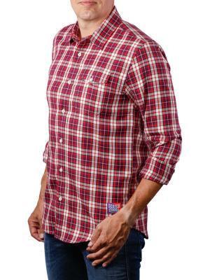 Scotch & Soda Multicolour Check Shirt 0218