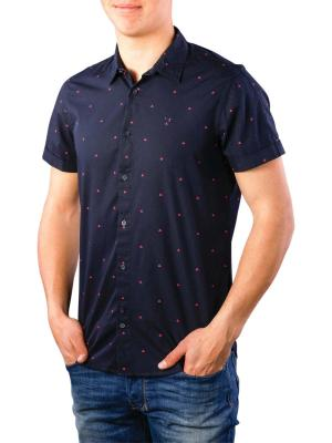 Scotch & Soda All-Over Printed Shirt Regular Fit 0220