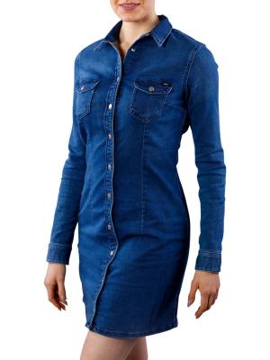 Pepe Jeans Cindy Knitted Blue denim