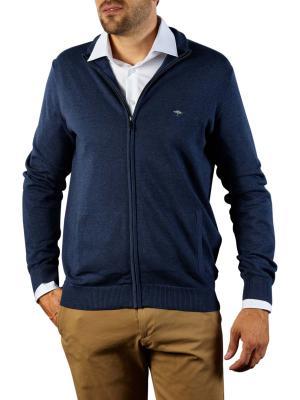 Fynch-Hatton Cardigan-Zip Sweater night