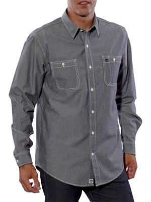 Timberland Chambray Shirt navy