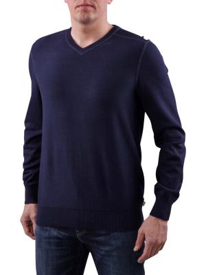 Timberland Williams River V Sweater black iris
