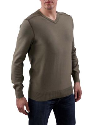 Timberland Williams River V Sweater cassel earth