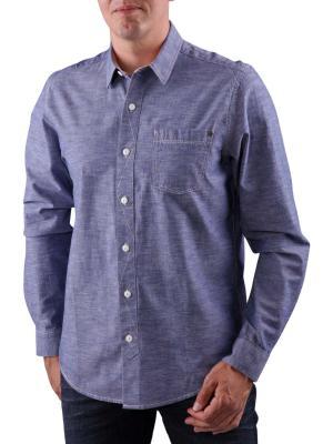 Timberland Mumford River Shirt blue print