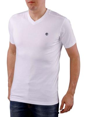 Timberland Dunstan River V T-Shirt white
