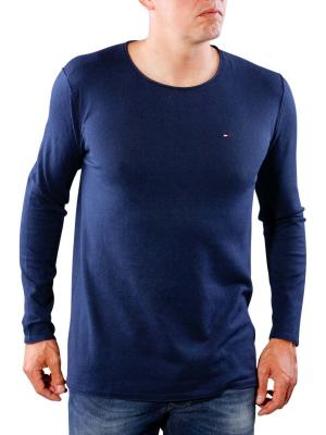 Tommy Jeans Basic CN Sweater black iris