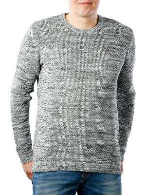 Tommy Jeans Tonal Crewneck Sweater light grey heater