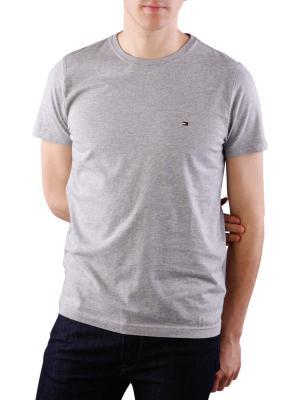 Tommy Hilfiger Flag T-Shirt coud htr