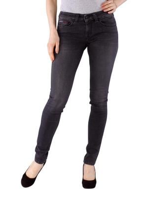 Tommy Jeans Low Rise Skinny Sophie dynamic black