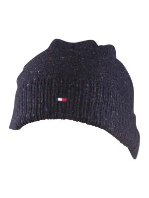 Tommy Hilfiger New Donegal Beanie navy blazer