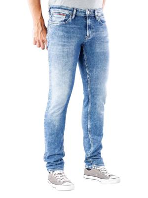 Tommy Jeans Scanton Slim panel mid blue stretch