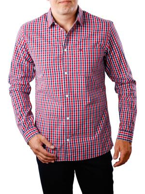 Tommy Jeans Essential Mini Check Shirt samba