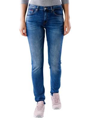 Tommy Jeans Horizon Slim Mid light blue stretch