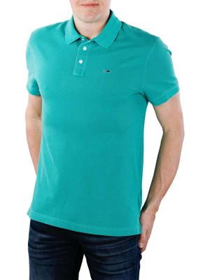 Tommy Jeans Essential Polo dynasty green