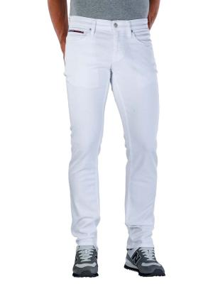 Tommy Jeans Scanton Slim optical white stretch