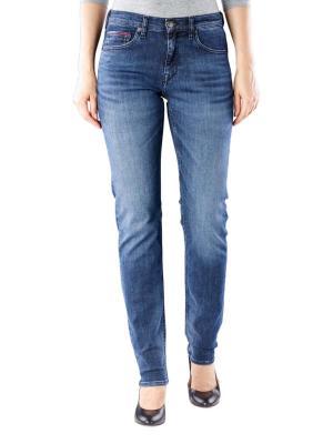 Tommy Jeans Horizon Slim Mid Rise dark blue stretch
