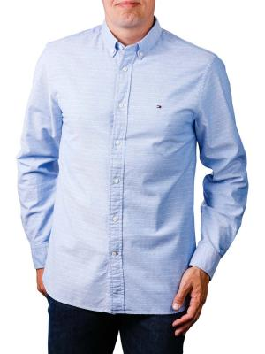Tommy Hilfiger Melange Diamond Dobby Shirt  regatta
