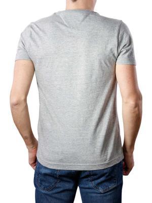 Tommy Hilfiger Essential T-Shirt mouline grey violet htr