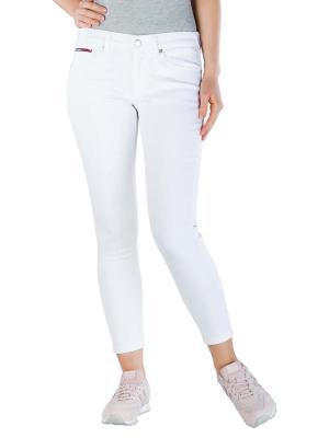 Tommy Jeans Sophie Low Skinny snow white stretch