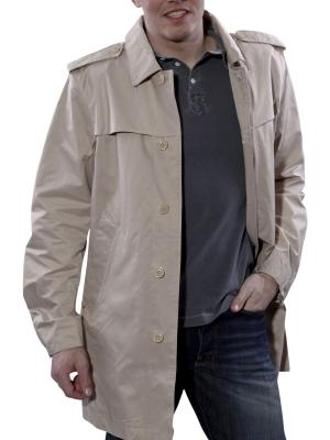 Woolrich New Chukker Coat pacific khaki