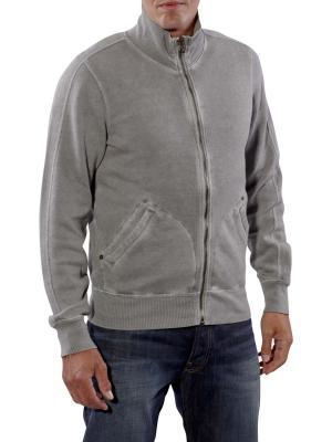 Woolrich Pioneers Track Jacket grey