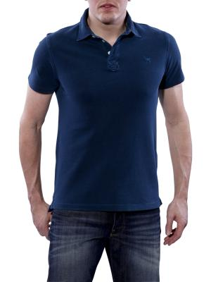 Woolrich Oxford Icon Polo navy