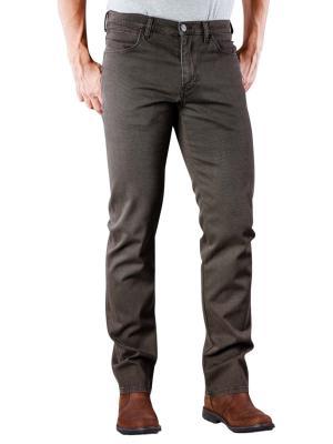 Wrangler Arizona Pant Jeans dark teak washed
