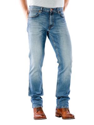 Wrangler Greensboro Stretch Jeans blue what blue