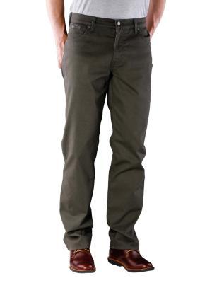 Wrangler Texas Stretch Jeans moss green