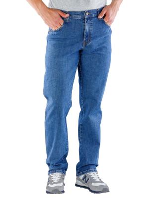 Wrangler Texas Stretch Jeans mid rocks