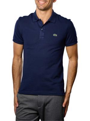 Lacoste Polo Shirt Slim Short Sleeves marine