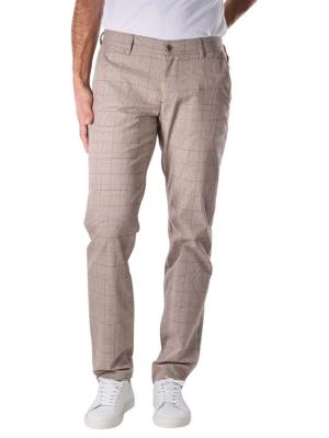 Alberto Lou Pants Slim smart-check
