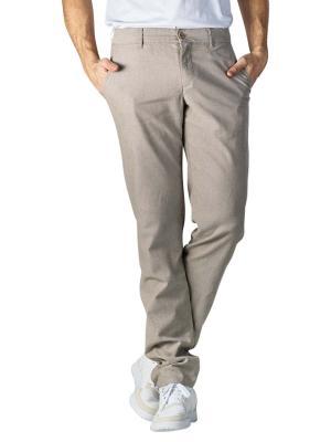Alberto Lou Pant Compact Cotton grey