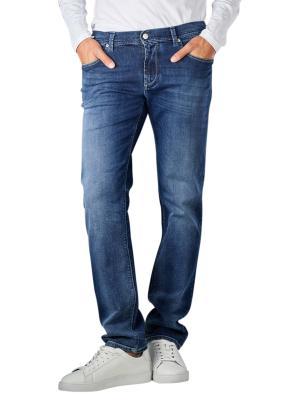 Alberto Pipe Jeans DS Refibra blue