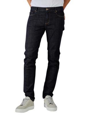 Alberto Slim Jeans Authentic Denim navy