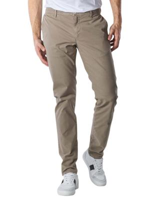Alberto Rob Pants Slim DS Light Structure beige