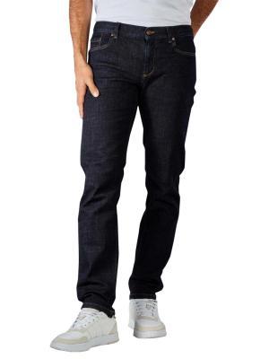 Alberto Pipe Jeans Regular Fit Triple Dyed navy