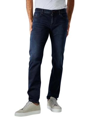 Alberto Pipe Jeans Lefthand Denim navy